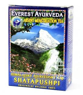 Shatapushpi - regulacja cyklu miesiączkowego 100g Everest Ayurveda