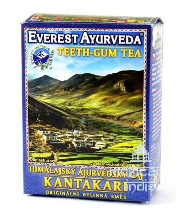 KANTAKARI Zęby i dziąsła 100g Everest Ayurveda