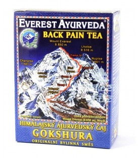 GOKSHURA Bóle pleców i kręgosłupa 100g Everest Ayurveda
