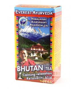 BHUTAN - Relaksacja, spokój 50 g Everest Ayurveda