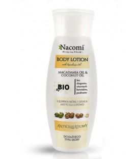Balsam antycellulitowy Makadamia 200 ml Nacomi