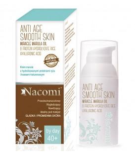 Krem marula z komórkami macierzystymi 40+ na dzień 50 ml Nacomi