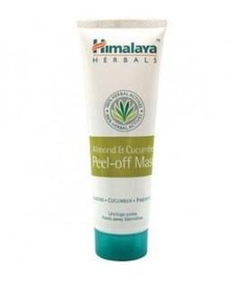 Maska złuszczająco-odżywcza Himalaya 75ml (Almond & cucumber Peel Off Mask)