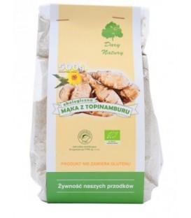 Ekologiczna mąka z topinamburu 500g - Dary Natury