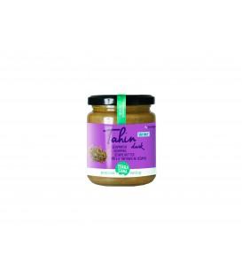 Tahina Dark Ciemna (pasta sezamowa do hummusu) BIO 250g Terrasana