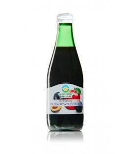 Ekologiczny sok śliwkowo-jabłkow 300ml Biofood