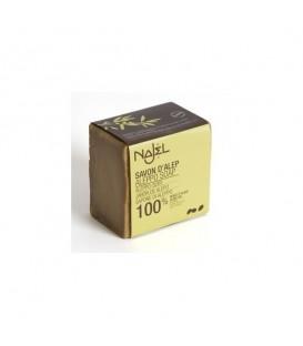 Mydło Aleppo Pure Olive 100% oliwkowe 170g Najel