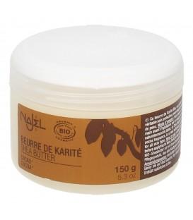 Organiczne masło shea kakaowe  150g Najel