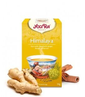 Herbata Himalajska 17 torebek Yogi Tea Bio