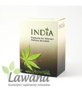 """Perfumy dla kobiet o zapachu """"konopii"""" 45 ml India"""