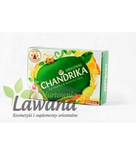 Mydło Chandrika 75g - na piękną cerę