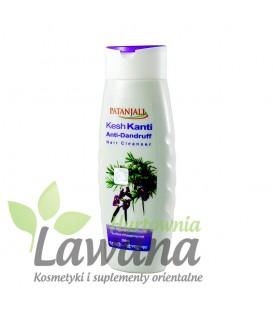 Równoważący Szampon Ajurwedyjski Anti-Dandurff 200ml PATANJALI - dla włosów z problemowa skora glowy