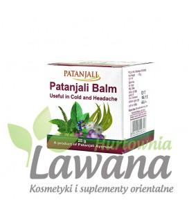 Ajuwerdyjski balsam chłodzący 25g PATANJALI