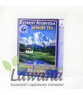 BRAHMI Pamięć i czynności mózgu 100g Everest Ayurveda