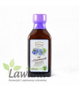 Olej z czarnuszki zimnotłoczony 100ml  Olvita