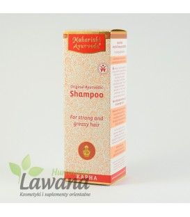 Ziołowy szampon do włosów grubych i gęstych Kapha 200 ml Maharishi Ayurveda(BDIH)
