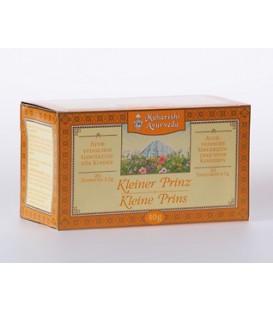 Ziołowa herbata dla dużych i małych mężczyzn Little Prince 20 torebek Maharishi