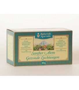 Herbata łagodząca ból gardła Gentle Breath 20 torebek Maharishi