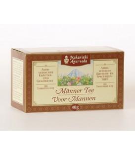 Herbata przywracająca witalność dla mężczyzn For the Active Man 20 torebek Maharishi