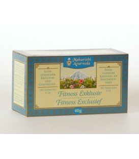 Fitness Exclusiv Tea, Maharishi, 20 teabags