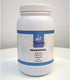 Oczyszczająca mieszanka z glinką Shakuntal ayurvedic mineral earth 50 g Aashwamedh
