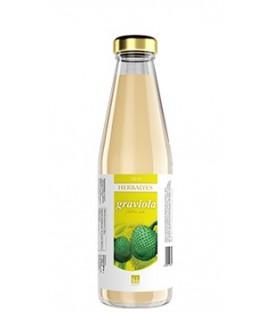 100% sok z owoców annona muricata GRAVIOLA 500ml Herbalyes
