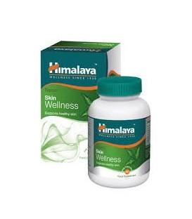 Neem Himalaya Skin wellness 60 kapsułek suplement diety - Zwalcz infekcję i pasożyty