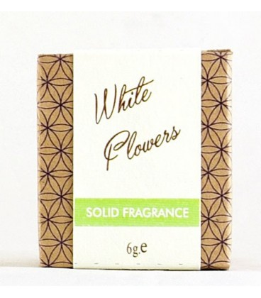Perfumy w kamieniu White Flower 6g Song of India