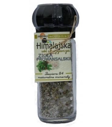 Młynek Classic z solą himalajską i ziołami prowansalskimi 105 g