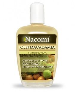 Olej Macadamia, 100 ml Nacomi