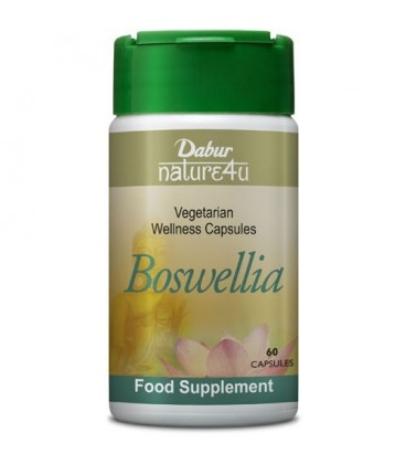 Boswellia 60 kaps suplement diety Dabur