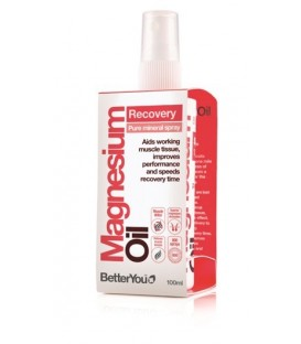 Olejek Magnezowy Recovery Spray 100 ml, BetterYou
