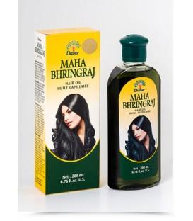 Olejek do włosów Maha Bhringraj, 200 ml Dabur