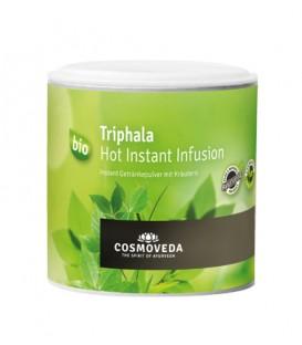 BIO Triphala - Hot Instant Infusion - gotowe po wymieszaniu z wodą, 150g Cosmoveda