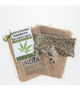 Goryczkowa herbata relaksująca z chmielem, INDIA 15 g
