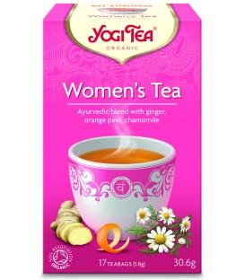 Herbata dla Kobiet BIO - 17 torebek YOGI TEA
