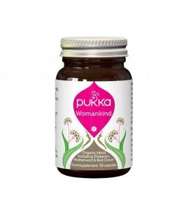 Womankind Kobieca Harmonia 30 kapsułek BIO PUKKA (suplement diety)