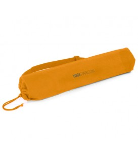 Yogibag basic, nylon, Saffron (saffron / Regular) Yogabag made of 100% nylon for the yogimats® Basic, Light und Soft, as well
