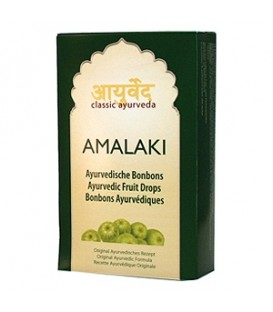 Ajurwedyjskie dropsy z owocem Amli 50 g