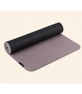 Yogimat PRO cream-anthracite, 183 x 61 cm x 5 mm (Cream white/Anthracite / 183 cm x 61 cm x 5 mm)