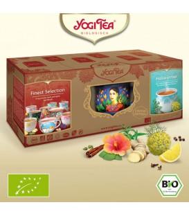 Zestaw upominkowy 2x herbata + filiżanka YOGI TEA