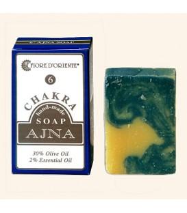 Mydło naturalne na 6 czakrę Fiore D'Oriente, 70 g