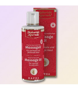 Olejek BIO do Masażu Kapha Massage Oil Maharishi BDIH, 200 ml Maharishi