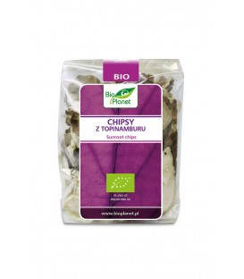 CHIPSY Z TOPINAMBURU BIO 50 g - BIO PLANET