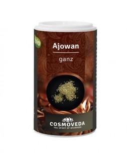 Ajwain (Ajowan - kminek koptyjski) cały BIO 30g Cosmoveda