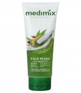 Żel do mycia twarzy ajurwedyjski 100g Medimix