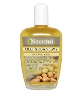 Olejek Arganowy rafinowany 100ml Nacomi