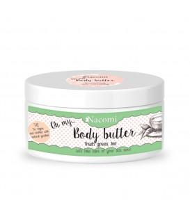 Masło do ciała Zielona Herbata 100ml Nacomi