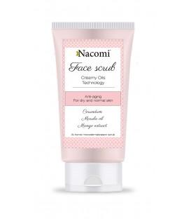Peeling do twarzy - przeciwzmarszczkowy 85ml Nacomi
