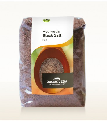 Ayurveda Black Salt 500g